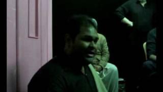 intizar mehdi and waheed ul hassan noha khane in shaam