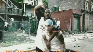getlinkyoutube.com-Eminem F. Sticky Fingaz -  What If I Was White