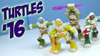 getlinkyoutube.com-McDonalds 2016 Happy Meal Teenage Mutant Ninja Turtles in Space Collection