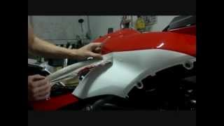 getlinkyoutube.com-CAR WRAPPING PIACENZA DUCATI MULTISTRADA 1200 by LA NUOVA ARTE WRAP 03 milano,parma,pavia,brescia