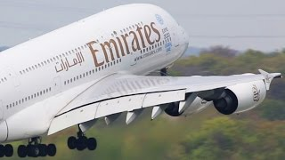 getlinkyoutube.com-Airbus A380 vs. Boeing 747