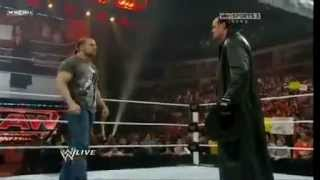 Triple H and the Undertaker best return ever in wwe