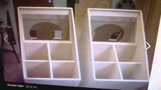 getlinkyoutube.com-Subwoofers...Front Firing and Folded Horns