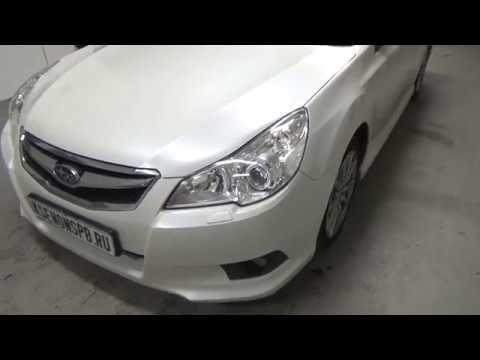 Subaru Legacy V. Улучшаем штатный ксенон и спасаем стёкла фар.