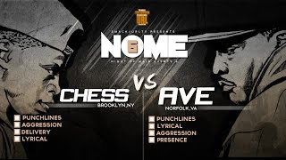 CHESS VS AVE SMACK/ URL RAP BATTLE