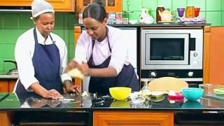 getlinkyoutube.com-Giordana's Kitchen: Brioche Bread with Strawberry Sauce