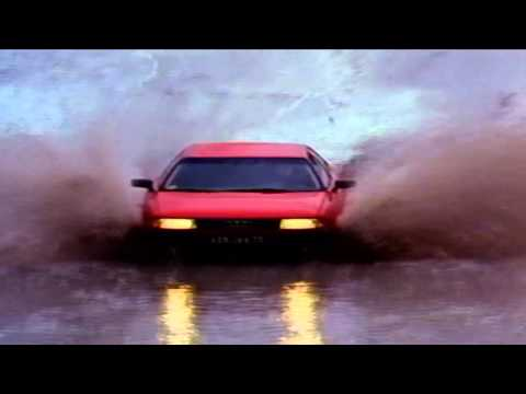 Audi 80 - Le Weekend - Mont St. Michel