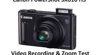 getlinkyoutube.com-Canon SX610 HS video and zoom test indoor and outdoor.
