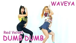getlinkyoutube.com-Waveya_Red Velvet 레드벨벳_Dumb Dumb cover dance
