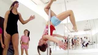 getlinkyoutube.com-POLE KIDS EN GO UP DANCE
