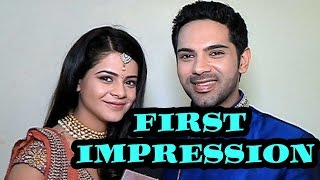 Ankit Bathla and Jigyasa Singh speak about their Impression for each other