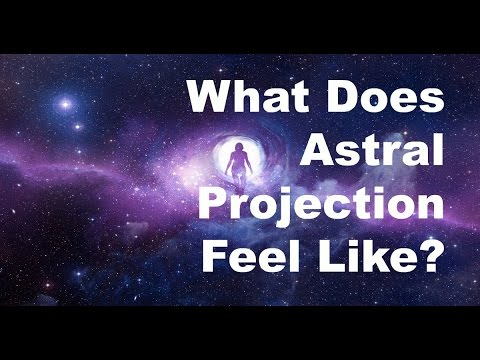 What Does Astral Projection Feel Like? (Graham Nicholls excerpt from TJBS)