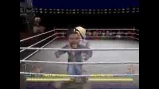 getlinkyoutube.com-Обзор на ( MTV's Celebrity Deathmatch ) 1 Часть