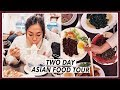 Eating and Exploring Vancouver   Canada Travel Vlog