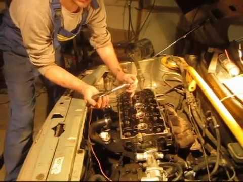ВАЗ 2110-12 ремонт ГБЦ