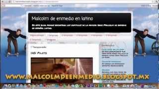 getlinkyoutube.com-Como ver y descargar serie de Malcolm el de enmedio completa y en español latino