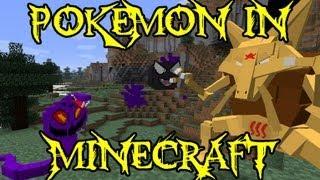 getlinkyoutube.com-Minecraft Mod Showcase - Pixelmon - Mod Review - Pokemon in Minecraft