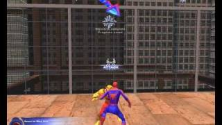 getlinkyoutube.com-Spider Man 2 Walkthrough Mission 3 Puma Pounces