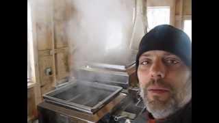 getlinkyoutube.com-Sunrise Metal Shop 2x6 Evaporator Review (Part 2)
