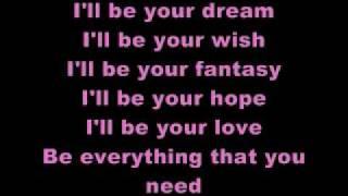 Truly Madly Deeply Cascada with lyrics
