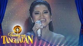 Tawag ng Tanghalan: Eumee Capile | Narito Ako (Semifinals Final Round)