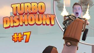 getlinkyoutube.com-THE FASTEST LEVEL EVER! | Turbo Dismount #7