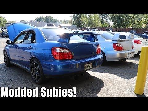 University Subaru Fest 2017