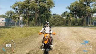 KTM 450 EXC 2015 | DiRT Spec - The Crew: Wild Run - Test Drive Gameplay (PC HD) [1080p60FPS]