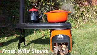 getlinkyoutube.com-G3 Rocket Eco Camp Stove from Wild Stoves