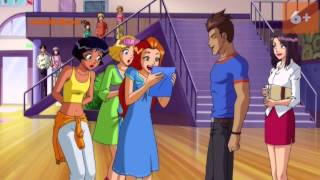 Totally Spies Season 6 episode 4 HD (ENG) super mega dance party yo ! (Original)