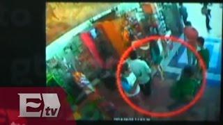 getlinkyoutube.com-VIDEO: Difunden video del estudiante que murió en el Cervantino 2014 / Excélsior informa