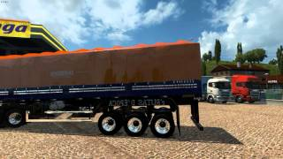 getlinkyoutube.com-Euro Truck Simulator 2 Toddy chegando no posto