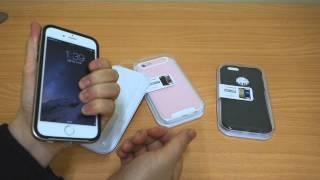 getlinkyoutube.com-아이폰6 케이스 리뷰-베루스 하드드롭과 베루스 크루셜범퍼케이스