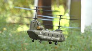 getlinkyoutube.com-Syma MICRO CH-47 Chinook Helicopter Product review.