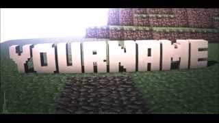 getlinkyoutube.com-Mein Minecraft Intro \\ YourName
