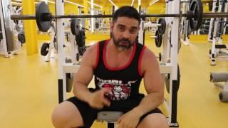 getlinkyoutube.com-Rutina de ejercicios para Principiantes con Mauricio Morriz Garza
