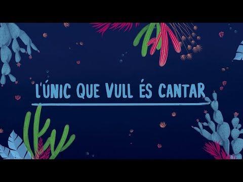 Lunic Que Vull Es Cantar de Doctor Prats Letra y Video