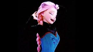"getlinkyoutube.com-Frozen ""Let It Go"" | Elsa vs Frozen Prince"