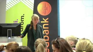 Fler kvinnor som företagare och ledare - Sofia Falk