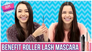 getlinkyoutube.com-BEST BENEFIT ROLLERLASH MASCARA DUPES?! Dupe Detectives w/ the Merrell Twins