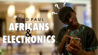 King Paul - Africans & Electronics