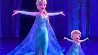 getlinkyoutube.com-Elsa's Cinderella Story ! They Have a Son ! Twinkle Twinkle Little Star Song ! Kids Frozen Parody