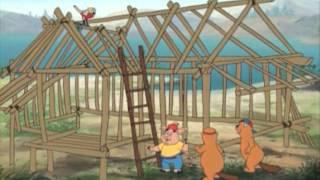 getlinkyoutube.com-Трите прасенца (детско филмче 1999)