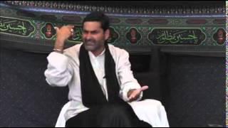 Maulana Syed Qamar Sultan | Majlis-e-Chehlum Late Rafat Mehdi | 23 Feb 2014