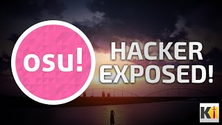 getlinkyoutube.com-osu! hackers are fun to watch - Hacker Exposed!