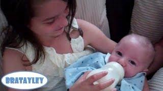 getlinkyoutube.com-Meet Baby Aiden! (WK 125.7)
