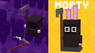 getlinkyoutube.com-★ unlock MORTY ★  NEW SHOOTY SKIES Secret Character | iOS, Android