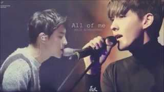 getlinkyoutube.com-All of me - Kris & Chanyeol (KrisYeol)