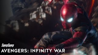 Iron Spider Suit in Avengers: Infinity War | Explained in HINDI