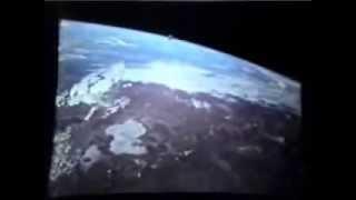 getlinkyoutube.com-NASA - STS 37 Original U F O Footage Sphere UFO April 5 1991
